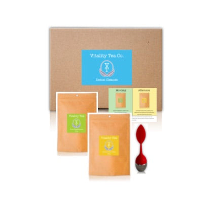 Tea - Vitality Tea - Health Pack - Detox Cleanse