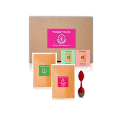 Tea - Vitality Tea - Health Pack - Weight Management