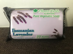 Soap  - Cloverfields - Tasmanian Lavender with Camomile 100gms