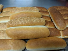 Bakery - Bulk Buy - 6 Long Rolls