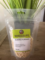 Wholelife Slivered Almonds 150gms