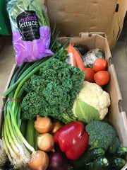 $30 Paleo Vegetables Box