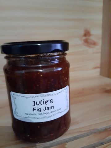Jam - Julie's - Fig Jam 250mls