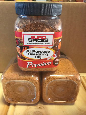 Euro Spices - All Purpose Seasoning 110gms
