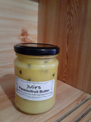 Butter - Julie's - Passionfruit Butter 250mls