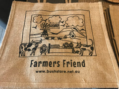 Shopping Bag - Farmers Friend