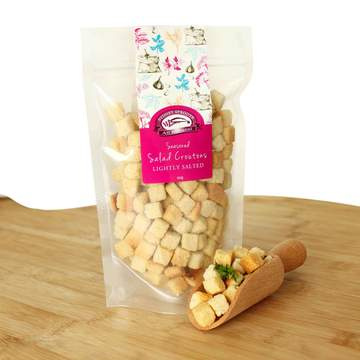 Croutons - Lightly Salted 90g