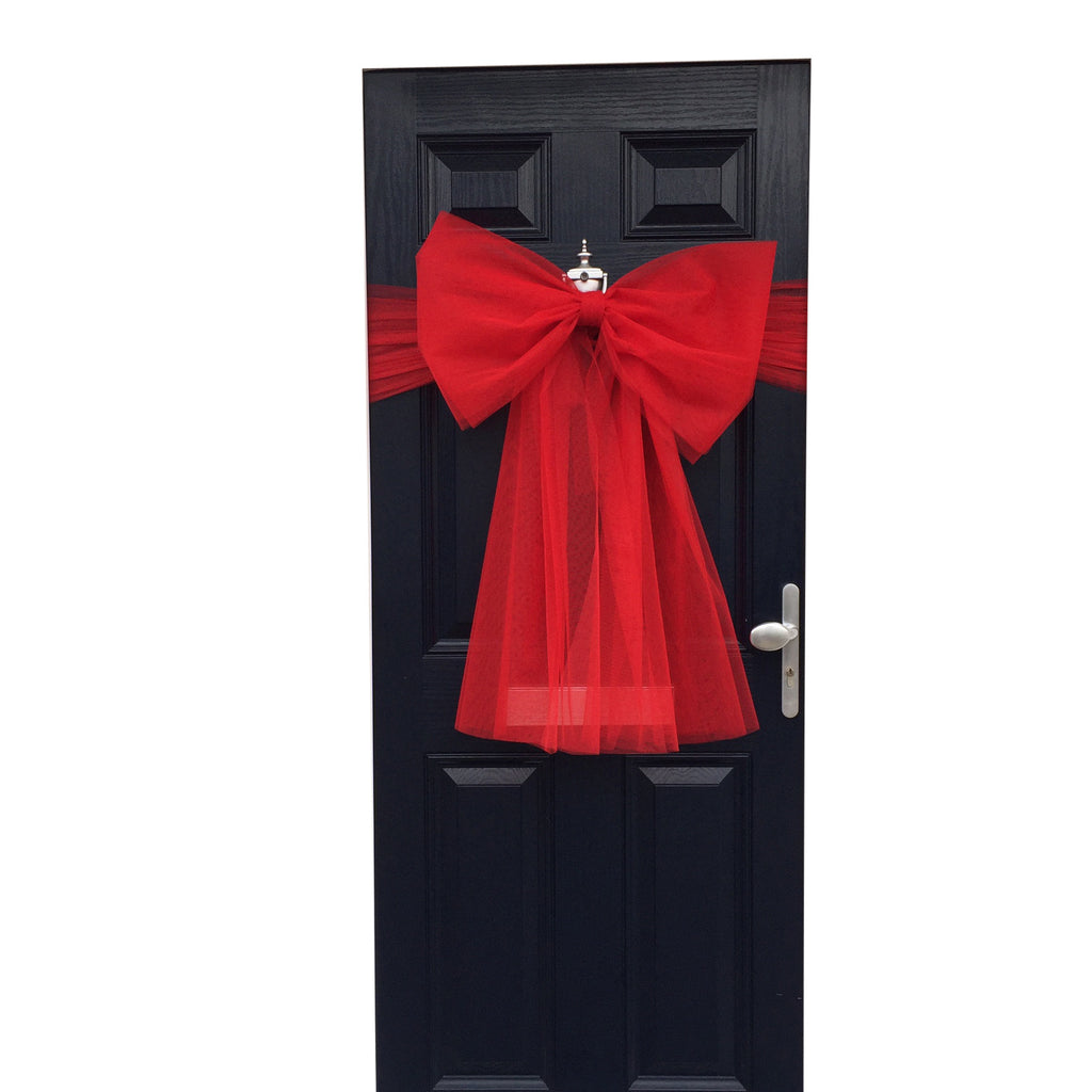 Horizontal Door Bow - all colours available (Classic)