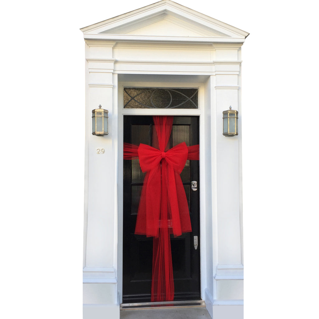 Original Door Bow  all colours available (Famous Xmas Bow)