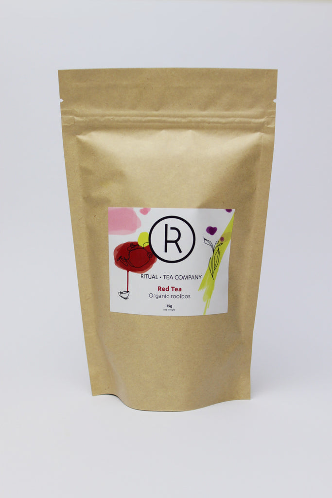 Red Tea - Organic rooibos - 75g