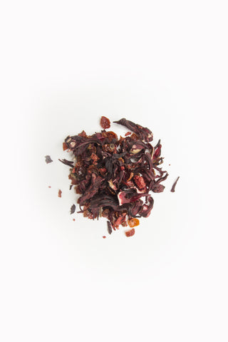 Ruby Red - Rosehips, hibiscus flowers and strawberry - 50g