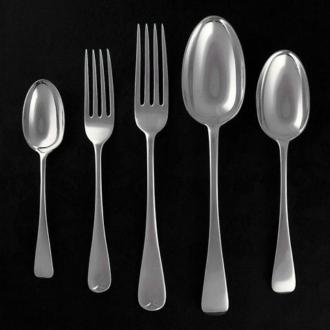 Sterling Silver Old English Pattern Flatware