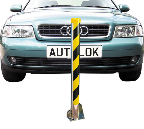 Autolok Car & Vehicle Round Removable Security Post