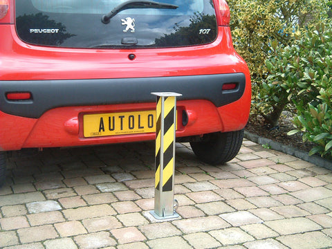 Autolok Car & Vehicle Heavy Duty Telescopic Post