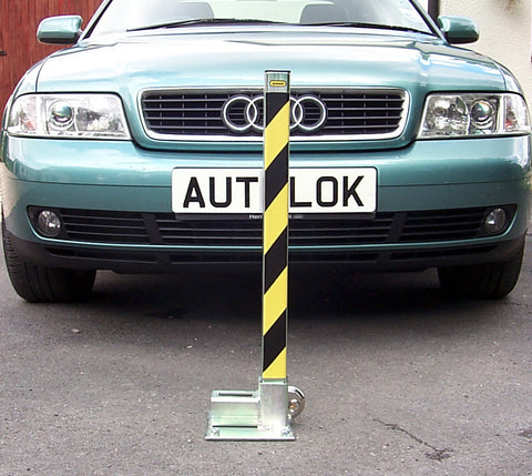 Autolok Car / Vehicle Compact Removable Security Post