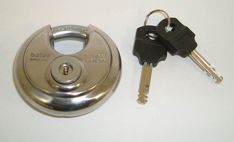 Maximum Security Post Padlock (PP30)