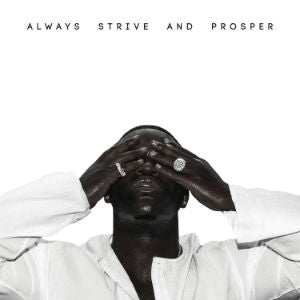 A$AP Ferg Always Strive And Prosper Vinyl Double LP