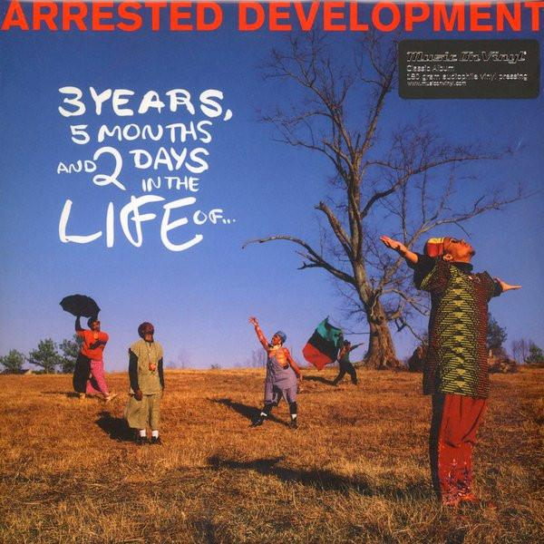 Arrested Development 3 Years, 5 Months And 2 Days In The Life Of... Vinyl LP