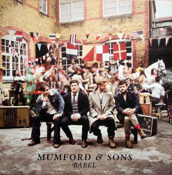 Mumford & Sons ‎Babel Vinyl LP