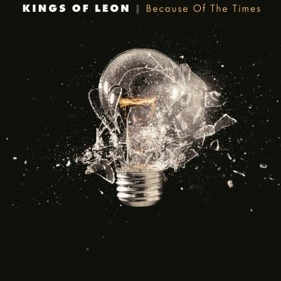 Kings Of Leon Because Of The Times Vinyl Double LP