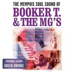 Booker T. & The MG's The Memphis Soul Sound Of Booker T. & The MG's Vinyl LP
