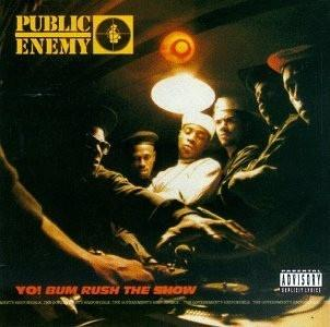 Public Enemy Yo!  Bum Rush The Show Vinyl LP