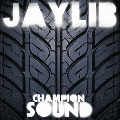 Jaylib Champion Sound Vinyl Double LP