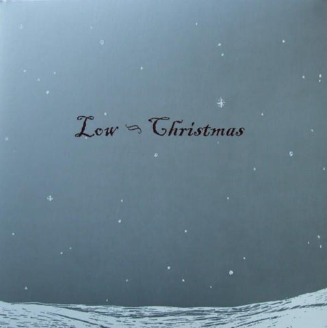 Low Christmas Vinyl LP