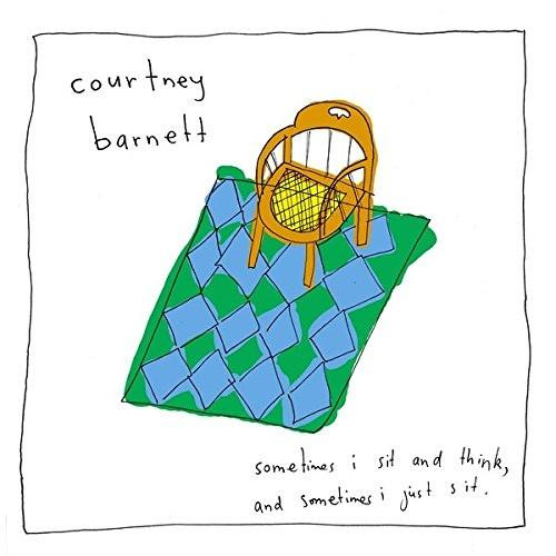 Courtney Barnett ‎Sometimes I Sit And Think, And Sometimes I Just Sit Vinyl LP