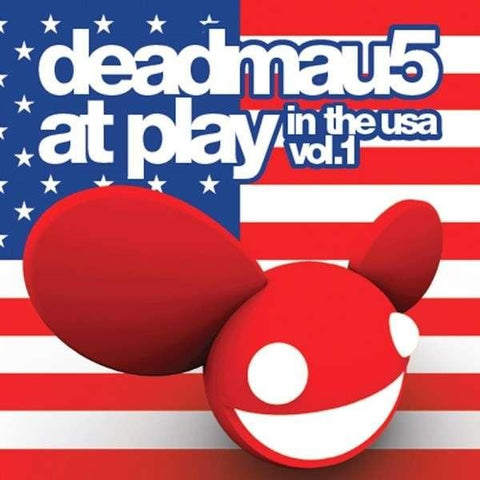 deadmau5 At Play In The USA Vol. 1 Vinyl Double LP