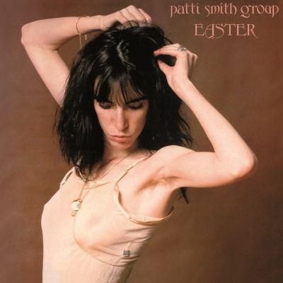 Patti Smith Group Easter Vinyl LP