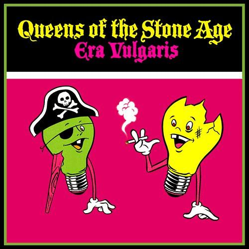 Queens Of The Stone Age ‎Era Vulgaris Vinyl 3x10""