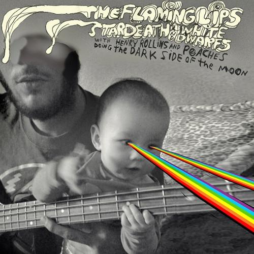 Flaming Lips The Dark Side Of The Moon Vinyl LP