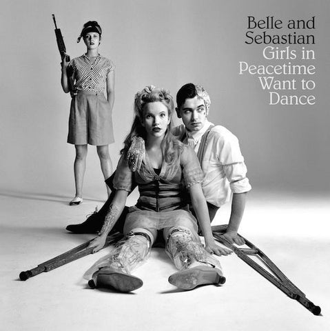 Belle & Sebastian Girls In Peacetime Want To Dance Vinyl Double LP