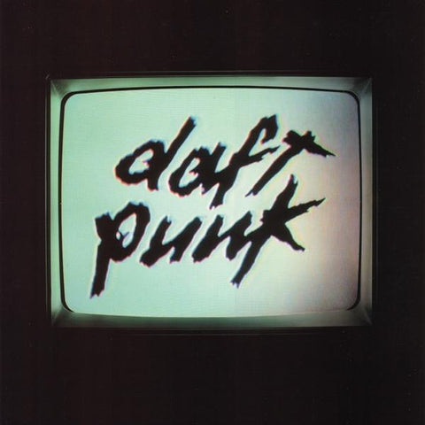 Daft Punk Human After All Vinyl Double LP