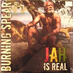 Burning Spear Jah Is Real Vinyl Double LP