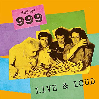 999 Live And Loud!! Vinyl LP