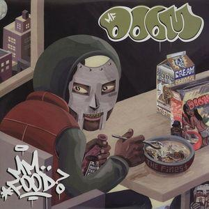 MF Doom MM..Food Vinyl Double LP