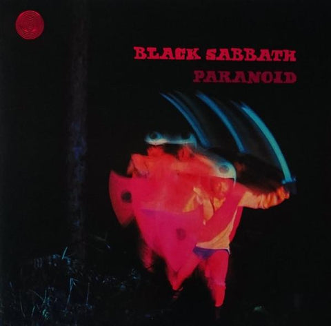 Black Sabbath Paranoid Vinyl LP