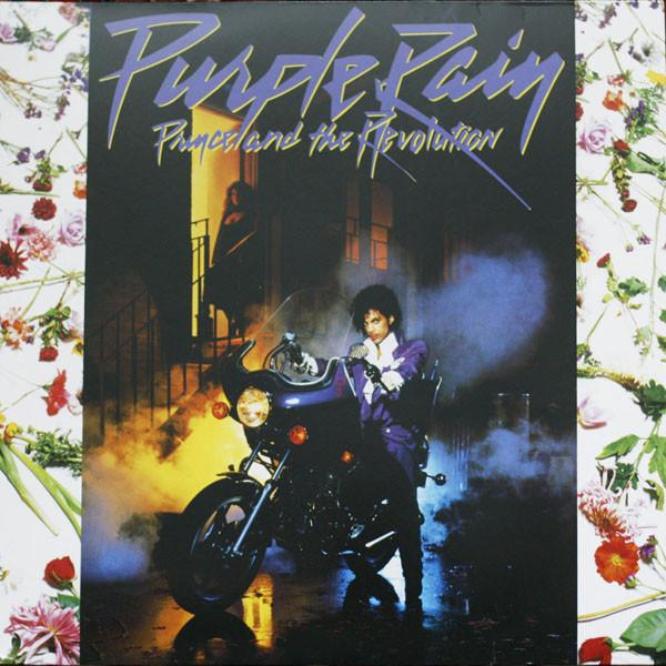 Prince And The Revolution Purple Rain Vinyl LP