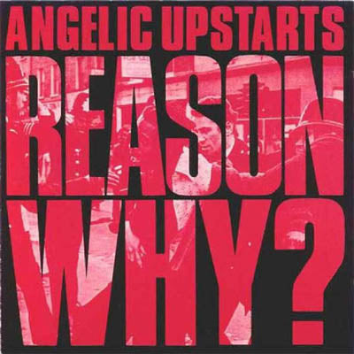 Angelic Upstarts Reason Why? Vinyl Double LP