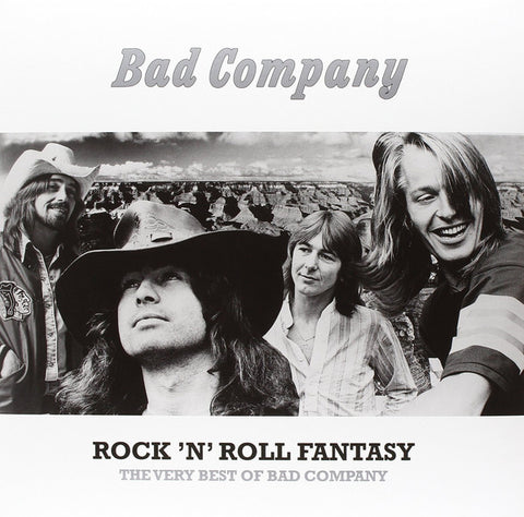 Bad Company  Rock 'n' Roll Fantasy Vinyl Double LP