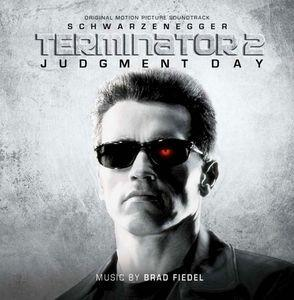 Brad Fiedel Terminator 2: Judgment Day Soundtrack Vinyl Double LP