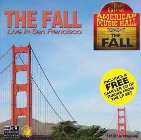 The Fall Live In San Francisco Vinyl Double LP