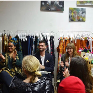 Launch Night for Kitty Ferreira & Friends Ethical Fashion and Lifestyle Pop Up.