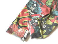 Super Heroes.  6-12 mths *GIFT SET AVAILABLE*