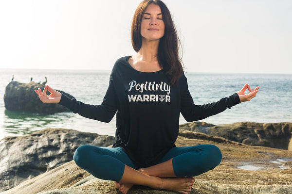 Positivity Warrior Long Sleeve