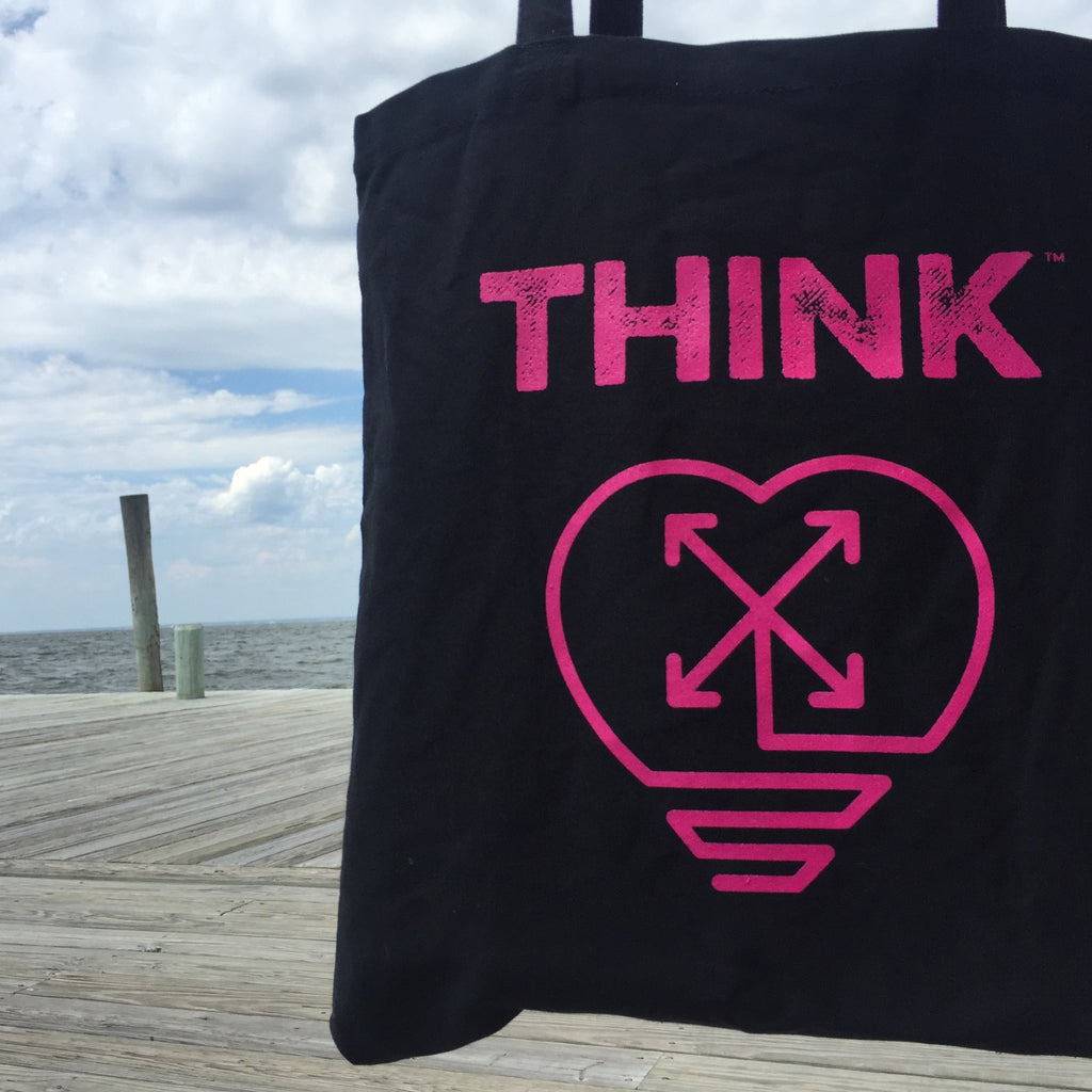 THINK Icon Tote