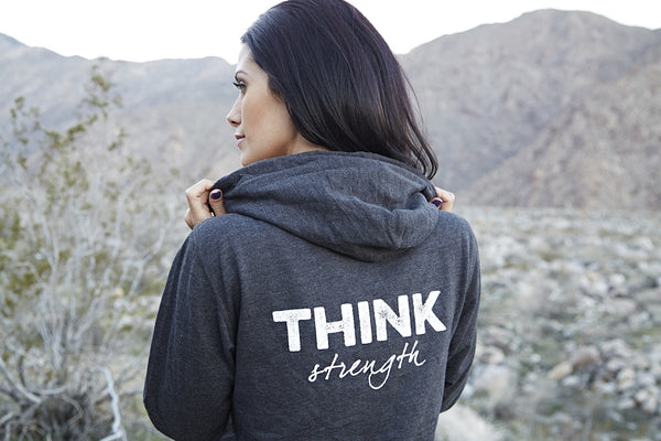 THINK Strength Hoodie