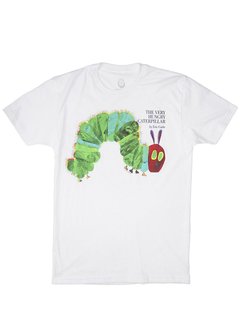 World of Eric Carle The Very Hungry Caterpillar Men's Tee